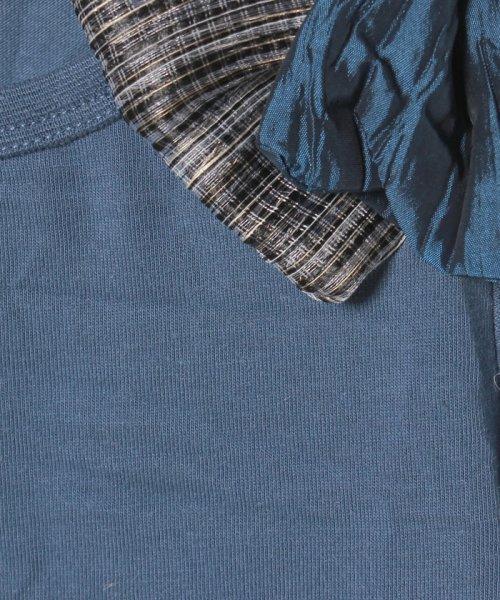 Gemeaux(ジェモー)/肩リボンTシャツ/GA8383_img04