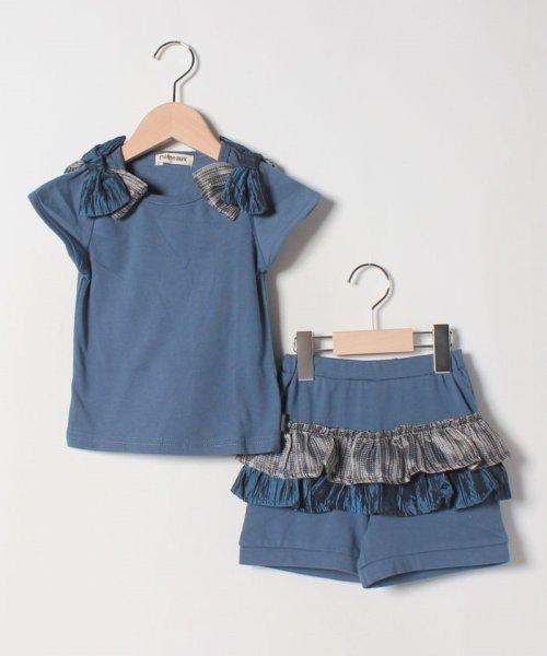 Gemeaux(ジェモー)/肩リボンTシャツ/GA8383_img05