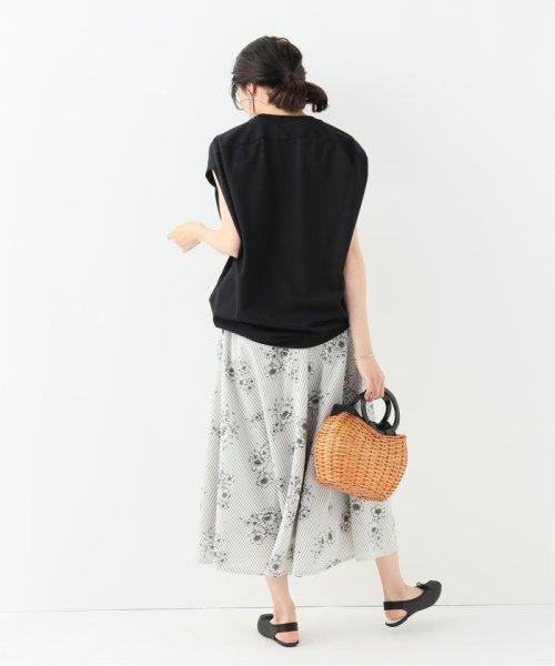 IENA(イエナ)/g. Nano-J finishing jersey stitch Tシャツ/19070910007210_img02