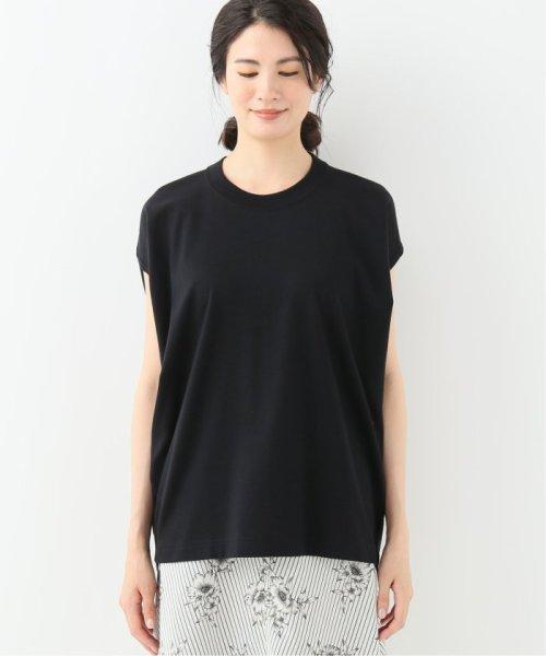 IENA(イエナ)/g. Nano-J finishing jersey stitch Tシャツ/19070910007210_img05