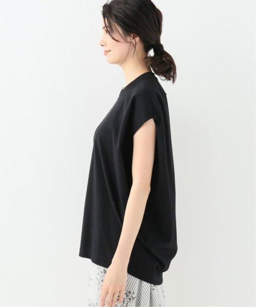 IENA(イエナ)/g. Nano-J finishing jersey stitch Tシャツ/19070910007210_img06
