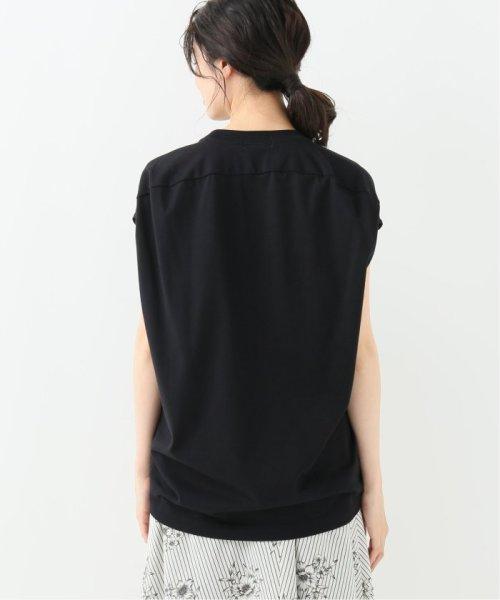 IENA(イエナ)/g. Nano-J finishing jersey stitch Tシャツ/19070910007210_img07