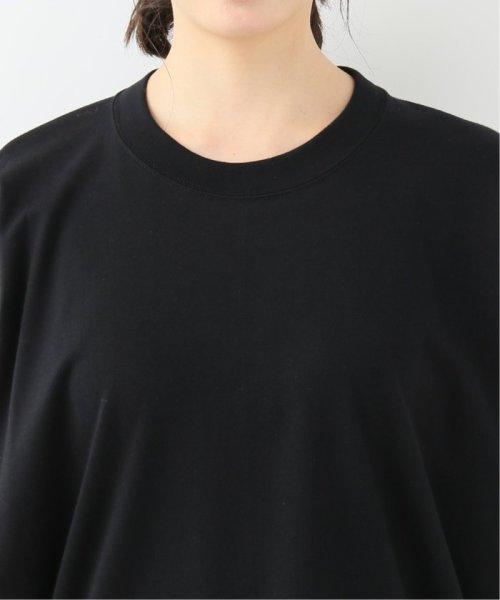 IENA(イエナ)/g. Nano-J finishing jersey stitch Tシャツ/19070910007210_img08