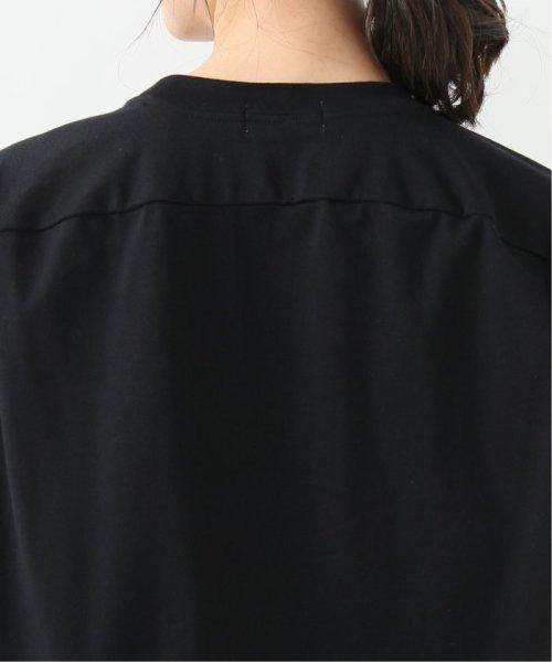 IENA(イエナ)/g. Nano-J finishing jersey stitch Tシャツ/19070910007210_img09