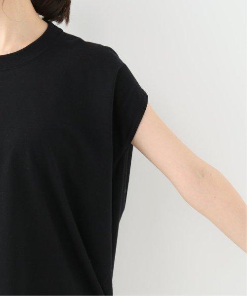 IENA(イエナ)/g. Nano-J finishing jersey stitch Tシャツ/19070910007210_img10