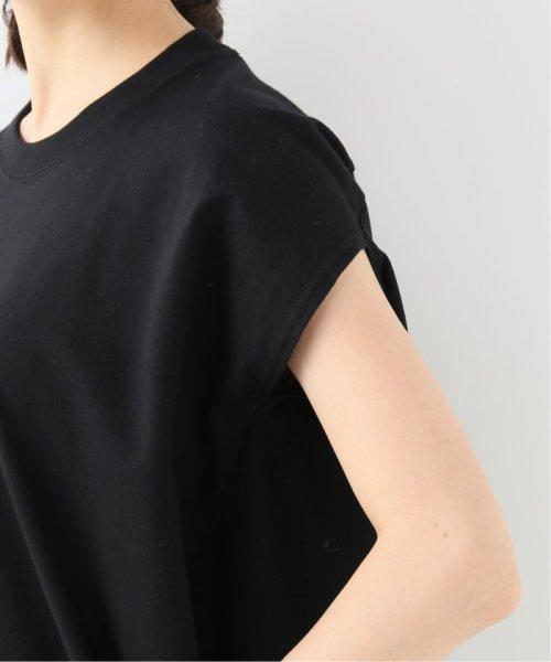 IENA(イエナ)/g. Nano-J finishing jersey stitch Tシャツ/19070910007210_img11