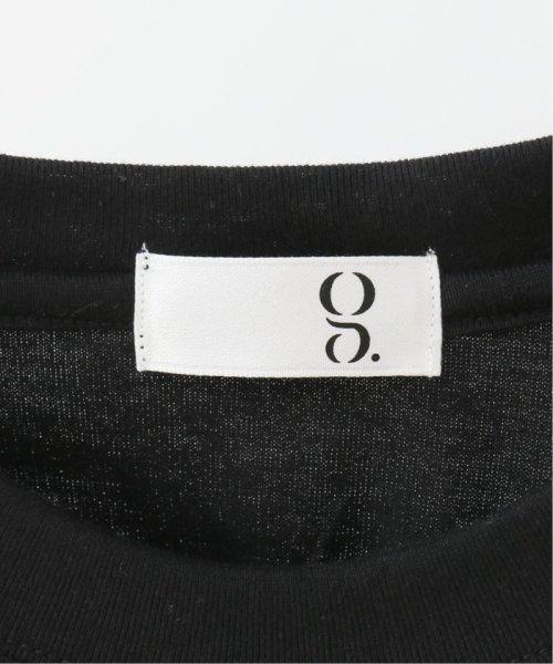IENA(イエナ)/g. Nano-J finishing jersey stitch Tシャツ/19070910007210_img14