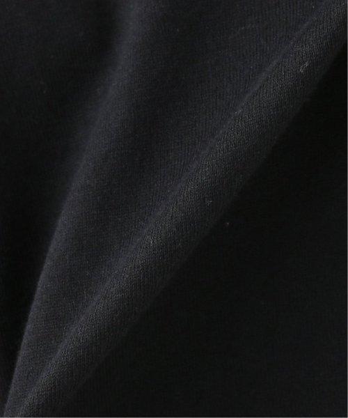 IENA(イエナ)/g. Nano-J finishing jersey stitch Tシャツ/19070910007210_img16