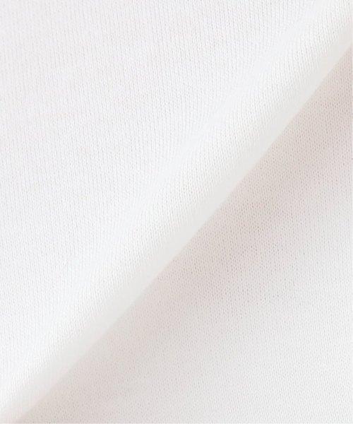 IENA(イエナ)/g. Nano-J finishing jersey stitch Tシャツ/19070910007210_img17