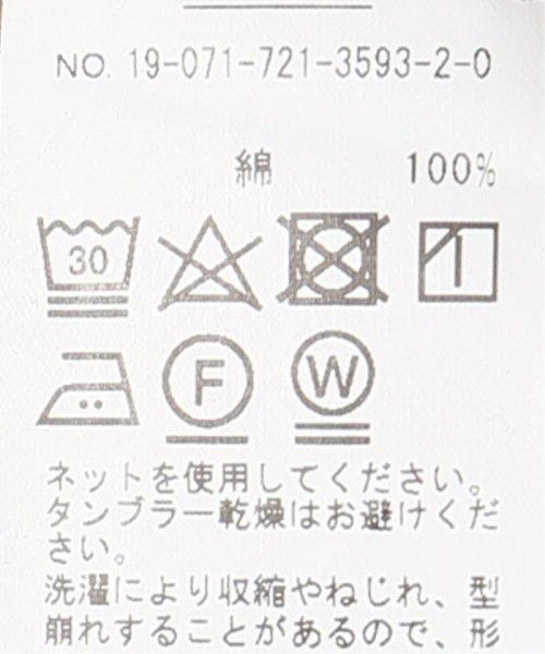 JOINT WORKS(ジョイントワークス)/ギザコットンドロップTシャツ/19071721359320_img10