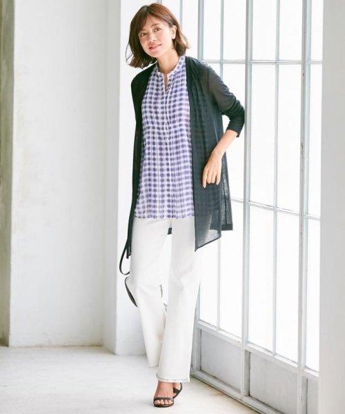 iCB(アイシービー)/【2019初夏のWEB限定カラー】Tencel Cool ロングカーディガン/KKCYKA0011_img13