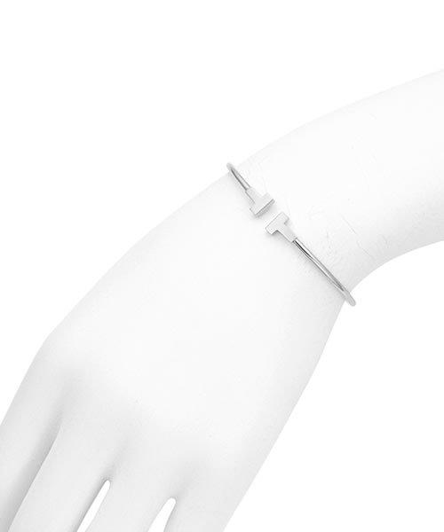 best website c9d0a 3b919 セール】【Tiffany】18W ティファニー T ナロー ワイヤー ...