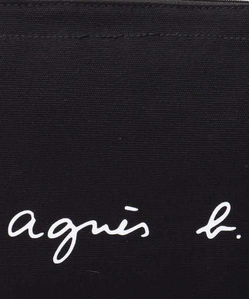 agnes b. Voyage(アニエスベー ボヤージュ)/【WEB限定】GO03-07 ロゴサコッシュ/N483VSA9_img04