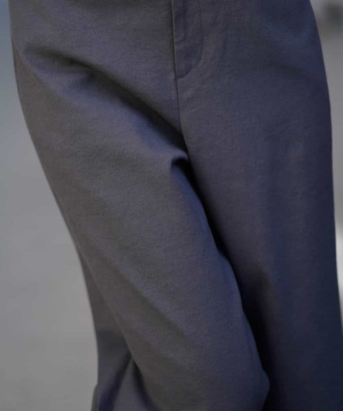 MICHEL KLEIN(ミッシェル・クラン)/【洗える】ストレッチワイドクロップドパンツ/FMLGG25170_img17