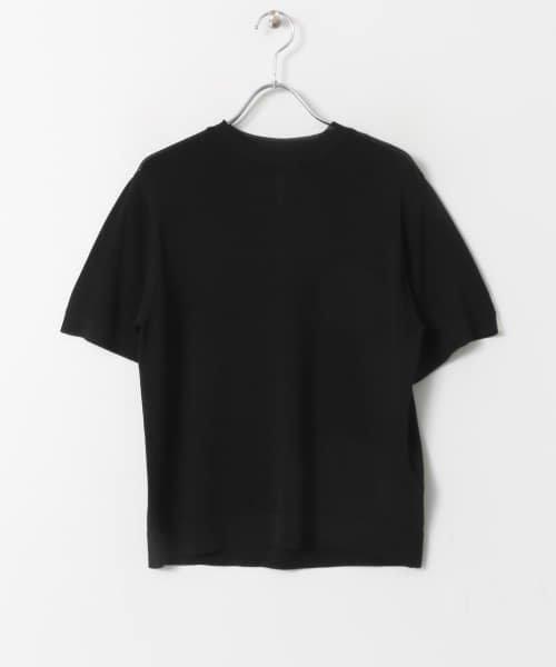 SENSE OF PLACE(センスオブプレイス)/クルーネックセーター(5分袖)/AA95-22A102_img03
