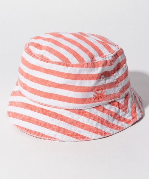 BENETTON (UNITED COLORS OF BENETTON BOYS)(ユナイテッド カラーズ オブ ベネトン ボーイズ)/柄ワークハット・帽子(男女兼用)/19P6GDWB4243_img02
