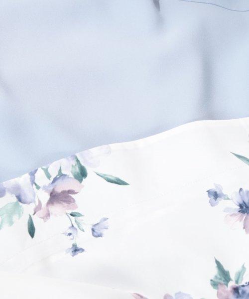 Apuweiser-riche(アプワイザー リッシェ)/【美人百花5月号掲載】ベルト付フラワーリバーシブルワンピース/29269660_img24