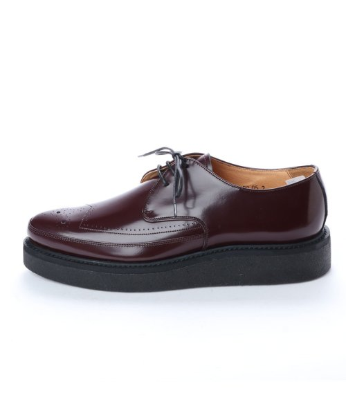 DIGOUT(ディガウト)/ディガウト DIGOUT REE (Pointed Toe Rubber Sole Shoes) (WINE)/DI4937BU00002_img01