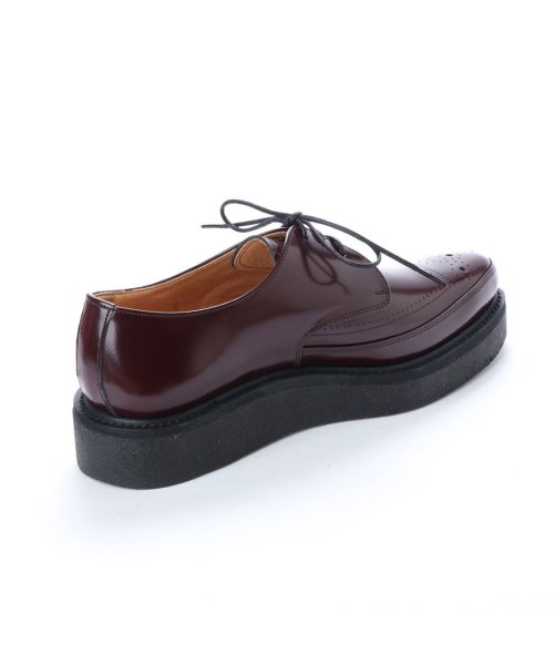 DIGOUT(ディガウト)/ディガウト DIGOUT REE (Pointed Toe Rubber Sole Shoes) (WINE)/DI4937BU00002_img02