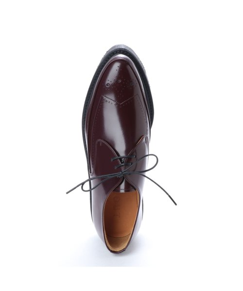 DIGOUT(ディガウト)/ディガウト DIGOUT REE (Pointed Toe Rubber Sole Shoes) (WINE)/DI4937BU00002_img03