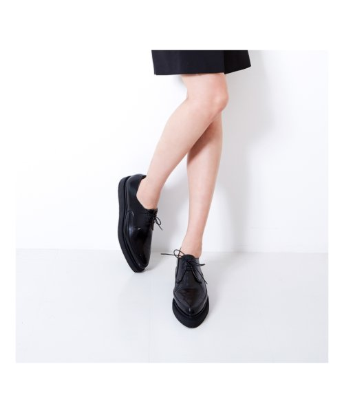 DIGOUT(ディガウト)/ディガウト DIGOUT REE (Pointed Toe Rubber Sole Shoes) (WINE)/DI4937BU00002_img06