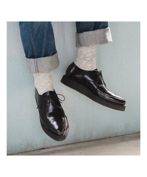 DIGOUT(ディガウト)/ディガウト DIGOUT REE (Pointed Toe Rubber Sole Shoes) (WINE)/DI4937BU00002_img07