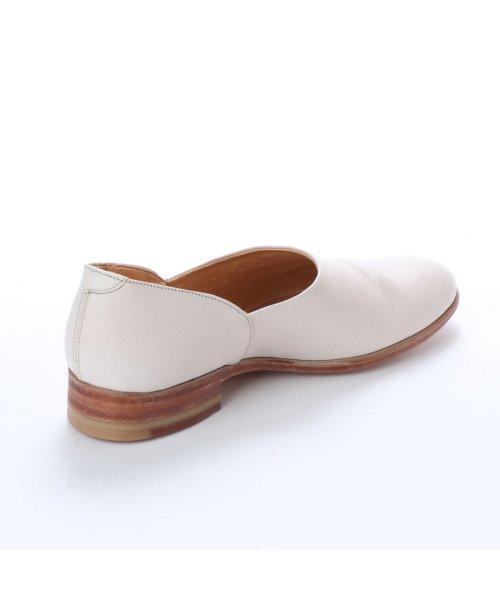 DIGOUT(ディガウト)/ディガウト DIGOUT CHET (Washed Side Slit Shoes) (WHITE)/DI4937BU00023_img02