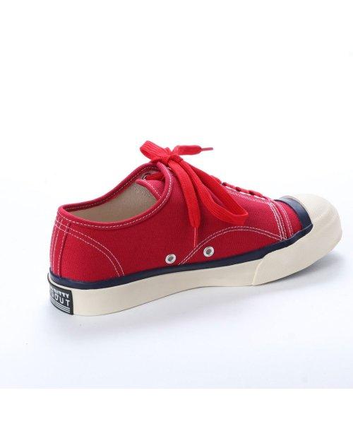 DIGOUT(ディガウト)/ディガウト DIGOUT DEAN (Low-Top Vulcanized Sneakers) (RED)/DI4937BU00033_img02
