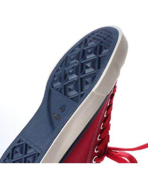 DIGOUT(ディガウト)/ディガウト DIGOUT DEAN (Low-Top Vulcanized Sneakers) (RED)/DI4937BU00033_img04