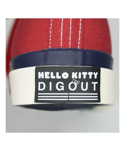 DIGOUT(ディガウト)/ディガウト DIGOUT DEAN (Low-Top Vulcanized Sneakers) (RED)/DI4937BU00033_img07