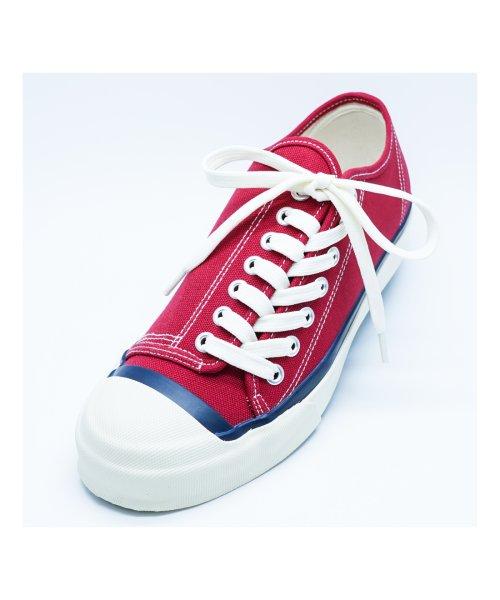DIGOUT(ディガウト)/ディガウト DIGOUT DEAN (Low-Top Vulcanized Sneakers) (RED)/DI4937BU00033_img08