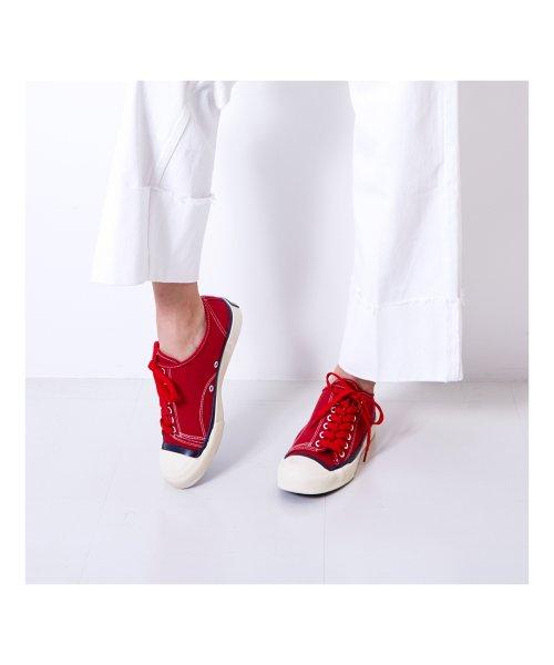 DIGOUT(ディガウト)/ディガウト DIGOUT DEAN (Low-Top Vulcanized Sneakers) (RED)/DI4937BU00033_img09