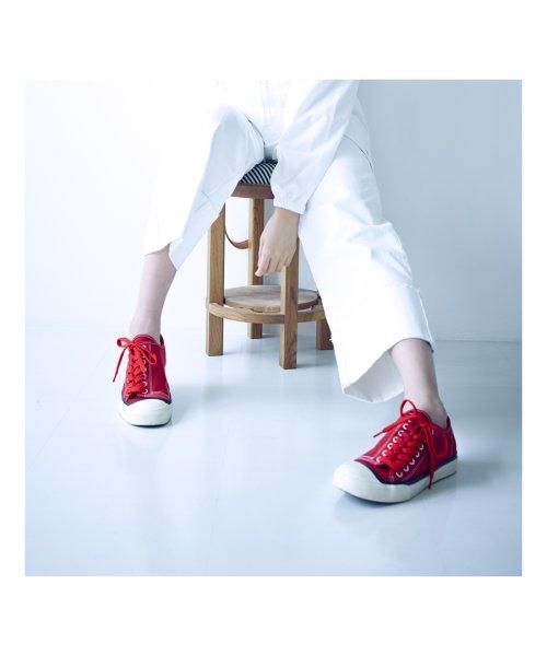 DIGOUT(ディガウト)/ディガウト DIGOUT DEAN (Low-Top Vulcanized Sneakers) (RED)/DI4937BU00033_img10