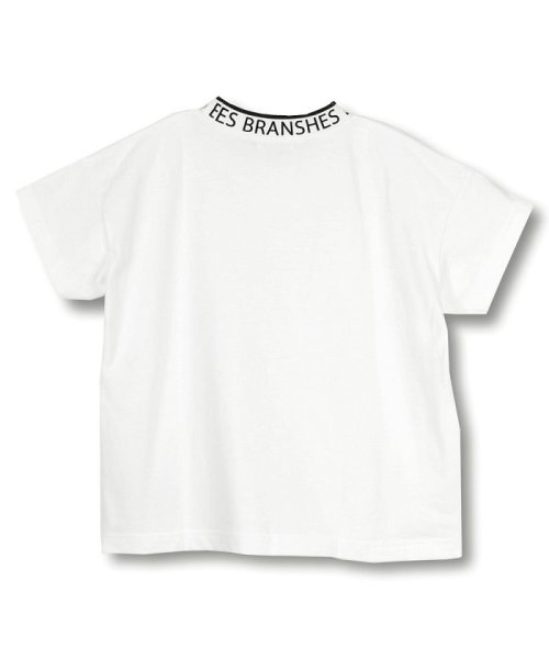branshes(ブランシェス)/【吸水速乾】ロゴ襟半袖Tシャツ(80~150cm)/119206421_img01