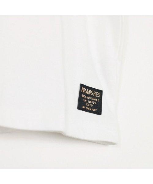 branshes(ブランシェス)/【吸水速乾】ロゴ襟半袖Tシャツ(80~150cm)/119206421_img04