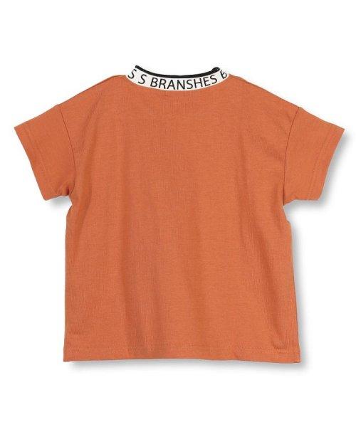 branshes(ブランシェス)/【吸水速乾】ロゴ襟半袖Tシャツ(80~150cm)/119206421_img05