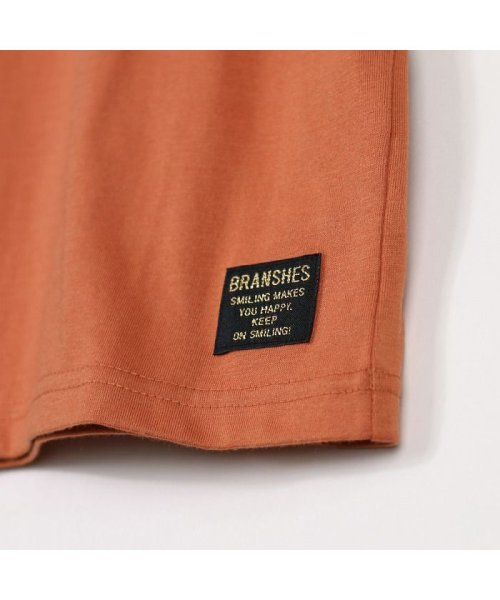 branshes(ブランシェス)/【吸水速乾】ロゴ襟半袖Tシャツ(80~150cm)/119206421_img08