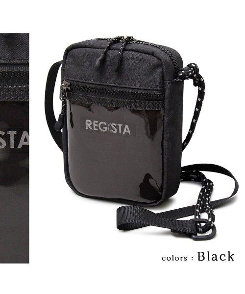 REGiSTA(レジスタ)/クリアポケットミニショルダーバッグ/縦型/サコッシュ/588_img09