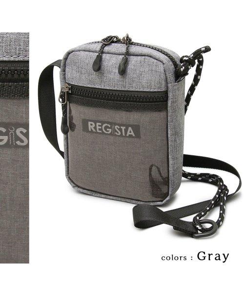 REGiSTA(レジスタ)/クリアポケットミニショルダーバッグ/縦型/サコッシュ/588_img10