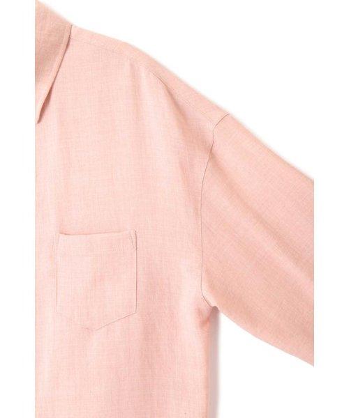 PROPORTION BODY DRESSING(プロポーション ボディドレッシング)/《EDIT COLOGNE》シャンブレー抜け衿シャツ/1219117400_img13
