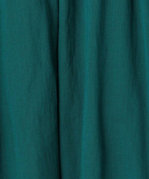 coen(コーエン)/【『リンネル』6月号掲載・2WAY】インディアンコットンリバーシブルスカート ( フレアスカート ティアードスカート )/76706039005_img43