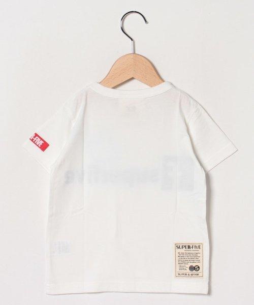 SUPERFIVE(スーパーファイブ)/半袖Tシャツ/2020SP0001419005_img01