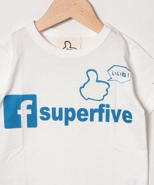 SUPERFIVE(スーパーファイブ)/半袖Tシャツ/2020SP0001419005_img02