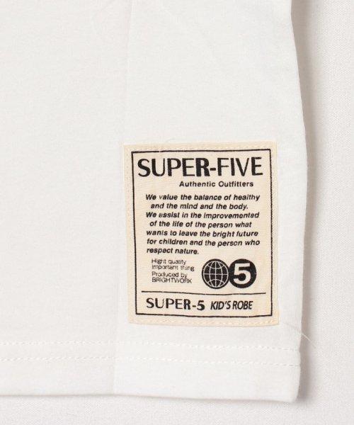 SUPERFIVE(スーパーファイブ)/半袖Tシャツ/2020SP0001419005_img04