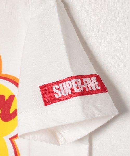 SUPERFIVE(スーパーファイブ)/半袖Tシャツ/2020SP0001419011_img03