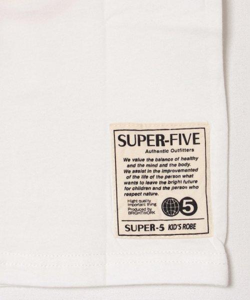 SUPERFIVE(スーパーファイブ)/半袖Tシャツ/2020SP0001419011_img04