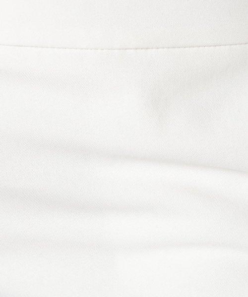 JOCONDE ROYAL(ジョコンダ ロイヤル)/九分丈パンツ/麻混ボディシェルツイル/099406_img04
