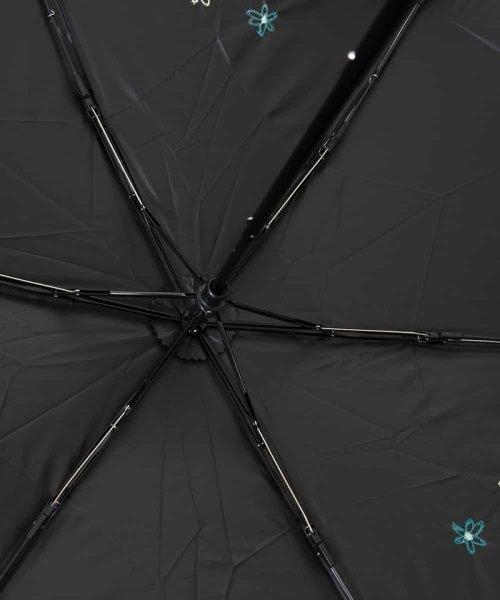 Jocomomola(ホコモモラ)/【晴雨兼用】フラワー刺繍折りたたみ傘/GG8FG04085_img03