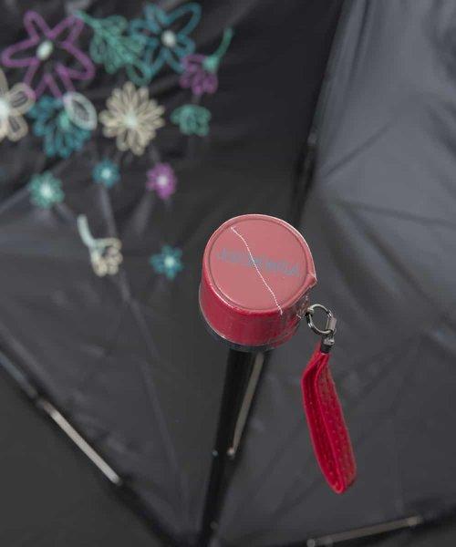 Jocomomola(ホコモモラ)/【晴雨兼用】フラワー刺繍折りたたみ傘/GG8FG04085_img04