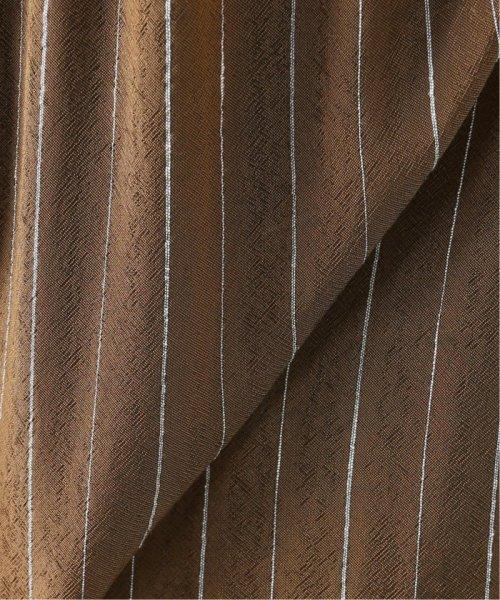 NOBLE(スピック&スパン ノーブル)/キュプラストライプオーバーシャツワンピース/19040240702010_img14